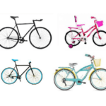 types bicycle