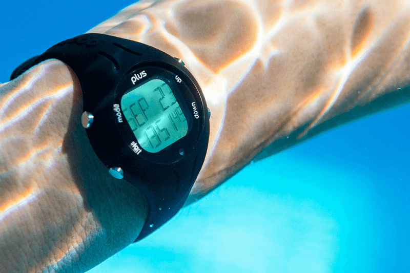 waterproof watch for swimming