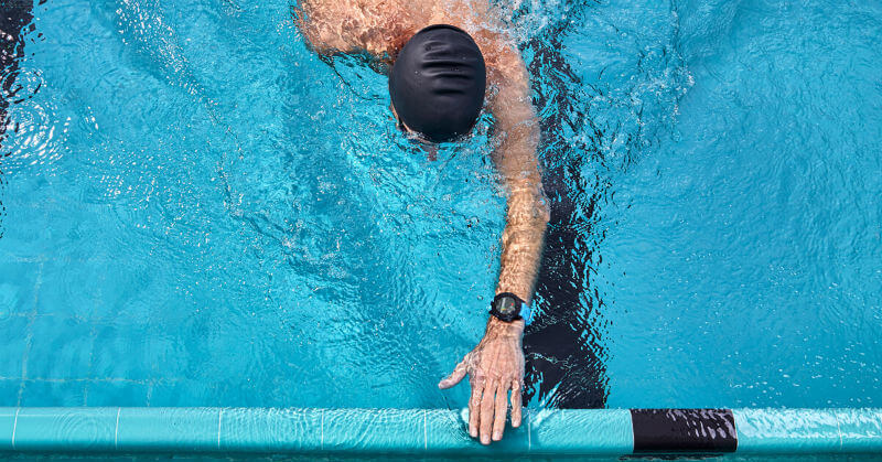 best triathlon watch for swimming
