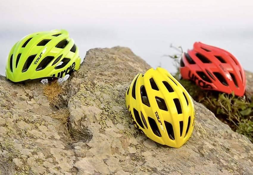 safest bike helmet color