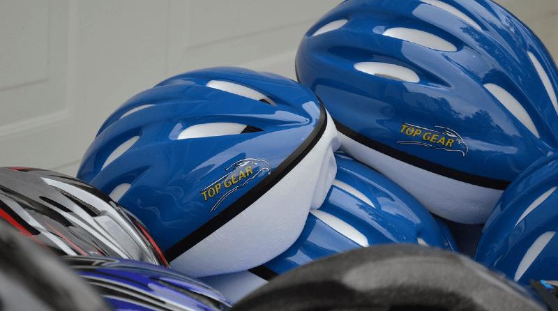 best color for bike helmet